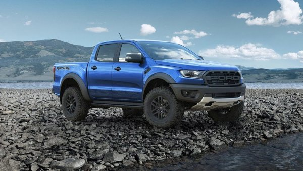 В Таиланде началась сборка экстремального пикапа Ford Ranger Raptor 2019