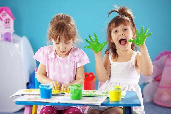Память четырехлетних детей разочаровала учёных