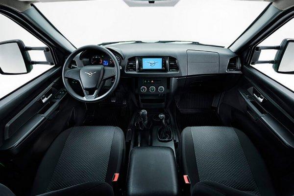 Представлен гибридный грузовик УАЗ с расходом топлива и динамикой легковушки