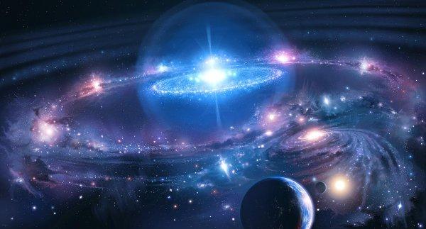 Ученые нашли ярчайший объект в юной Вселенной