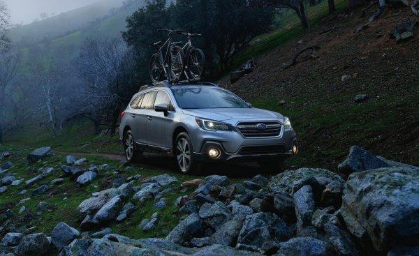 Ford Mondeo может стать конкурентом Subaru Outback