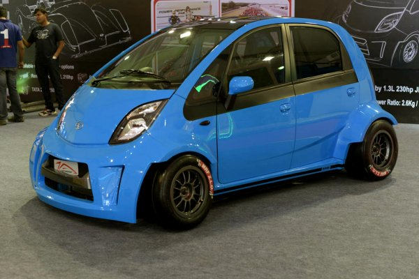 Самый дешевый автомобиль в мире оказался никому не нужен