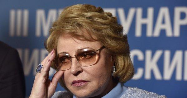 «Не царское дело»: Матвиенко раскритиковала главу «Почты России» за незнание зарплат почтальонов