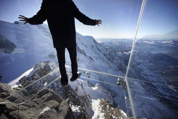 Игра в виртуальной реальности помогла в лечении страха высоты