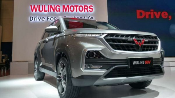 GM выпустил перелицованный кроссовер Baojun 530 под брендом Wuling