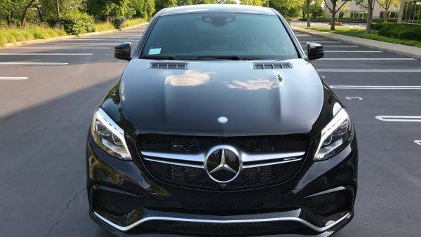 Новый Mercedes-Benz GLE обзаведется подвеской от S-Class