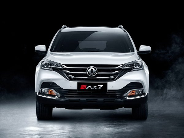 Dongfeng разработали кардинальное обновление для кроссовера AX7