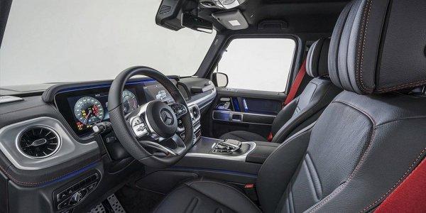 Представлен новый 500-сильный Mercedes-Benz G-Class от Brabus