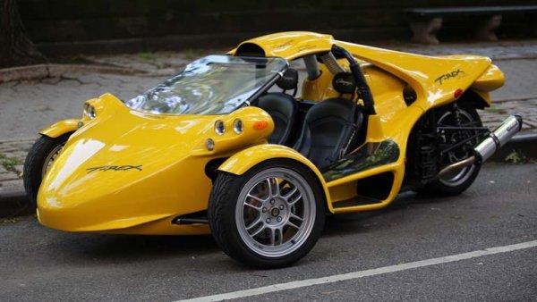 Эксперты назвали ТОП-5 самых неординарных автомобилей знаменитостей