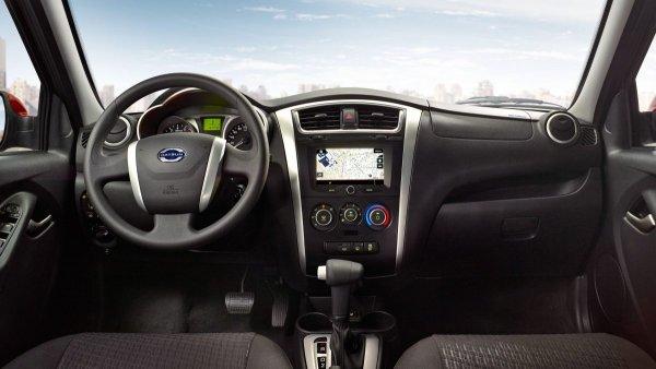 Datsun показала особый хэтчбек Datsun mi-DO для рыбалки и охоты