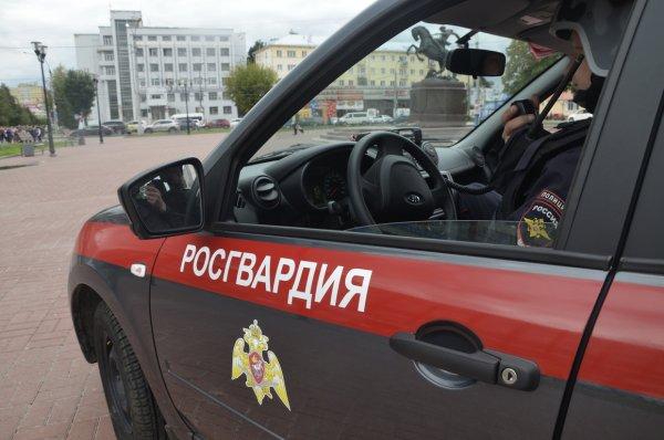 В Мордовии угонщикам авто не удалось уйти от Росгвардии