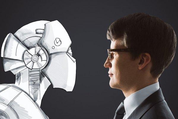 Ученые: человек и робот смогут говорить на одном языке