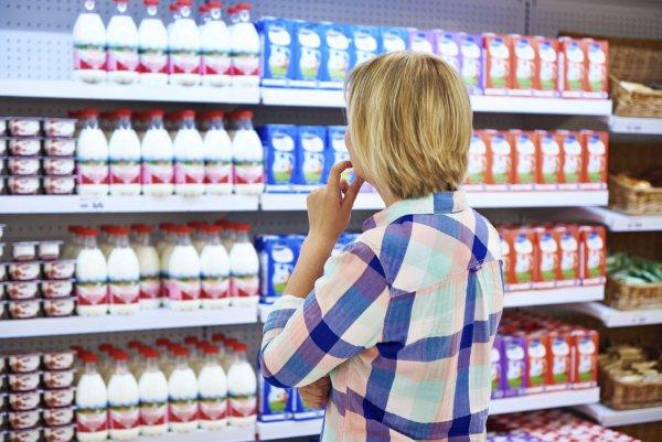 «Молоко из будущего» появилось в одном из магазинов КБР