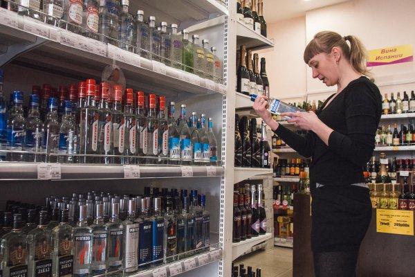 Минздрав предложил «украсить» устрашающими картинками бутылки со спиртными напитками