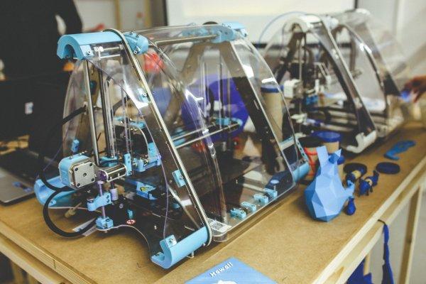 Китайские ученые научились печатать керамические изделия в формате 4D