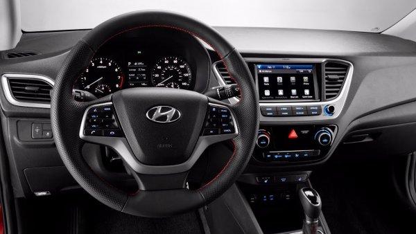 Представлен обновленный седан Hyundai Elantra