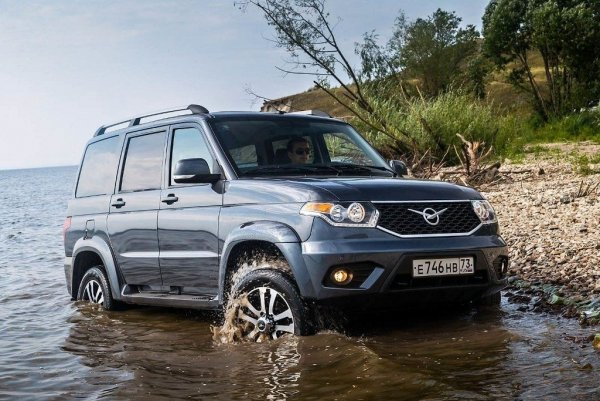 В Казахстане началось производство автомобилей УАЗ