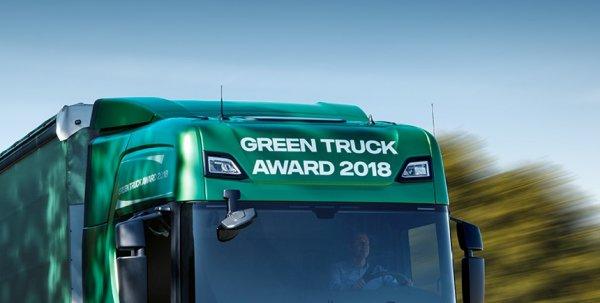 «Зеленые» тягачи: Scania выпустит спецсерию экологичных грузовиков