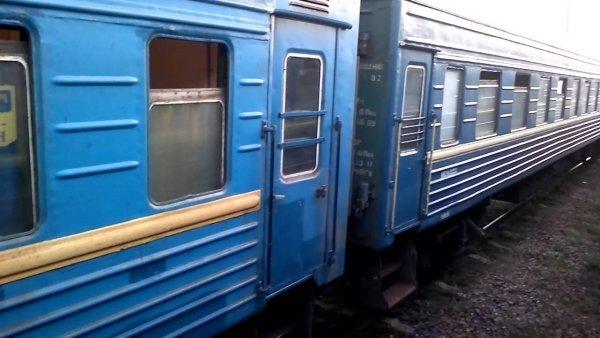 Поезд на тот свет: Соцсети раскритиковали украинский состав «Херсон-Москва»