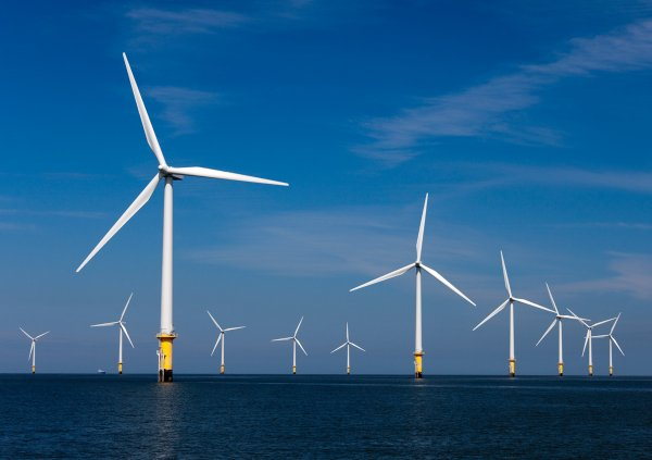 Слабая работа британских ветрогенераторов может привести к энергетическому кризису