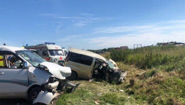 Шестеро пострадавших в ДТП на трассе Томск-Каргала продолжают находиться в больнице