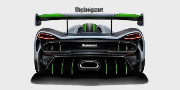 Koenigsegg назовёт свой новый гиперкар в честь скандинавского конца света