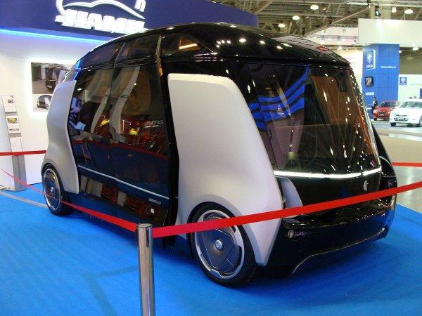 LADA 4x4 Vision возглавила ТОП-5 впечатляющих концептов МААС-2018