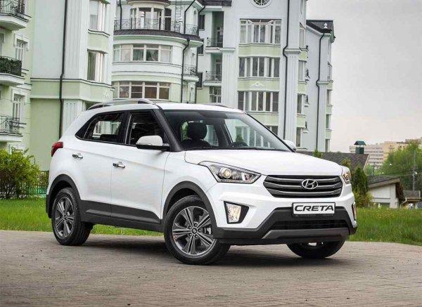Ажиотаж вокруг обновленного кроссовера Hyundai Creta набирает обороты