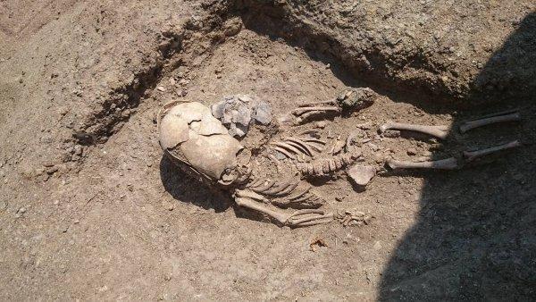 В Египте нашли остатки существования древних людей