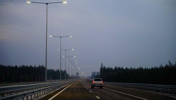 Трассу М11, соединяющую Москву и Санкт-Петербург, целиком откроют в 2019 году