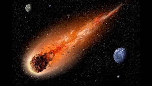 Комету Джакобини-Циннера можно будет увидеть невооружённым глазом