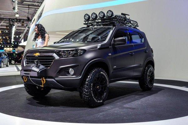 А как же «Шнива»? Обновления Chevrolet Niva можно не ждать