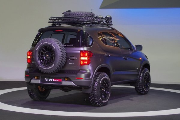 «Шнива» против «Нивы»: Назван ТОП-3 причин, почему новая Chevrolet Niva превзошла бы LADA 4x4
