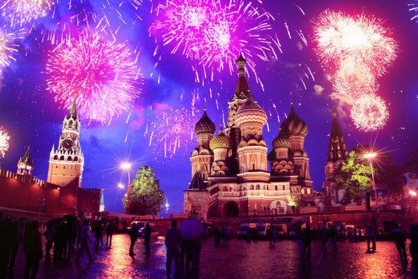 В Москве в честь Дня города фейерверки запустят с 30 площадок