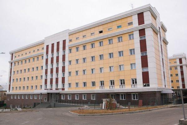 В Улан-Удэ начал функционировать один из лучших медцентров в Сибири
