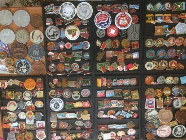 В Воронеже значки и медали продают почти за 3 млн рублей