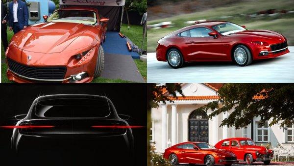 В Польше преобразовали Ford Mustang в современный аналог советской