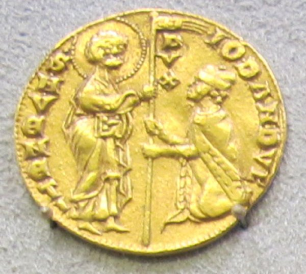 В Швеции впервые обнаружили средневековый венецианский дукат