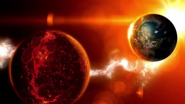 Нибиру может атаковать: Американцы были в ужасе, когда увидели «второе Солнце» - уфологи