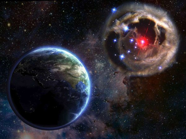 Уфологи из Аризоны увидели Нибиру между небом и землей