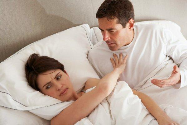 Женщины назвали 10 настоящих причин отказа от секса