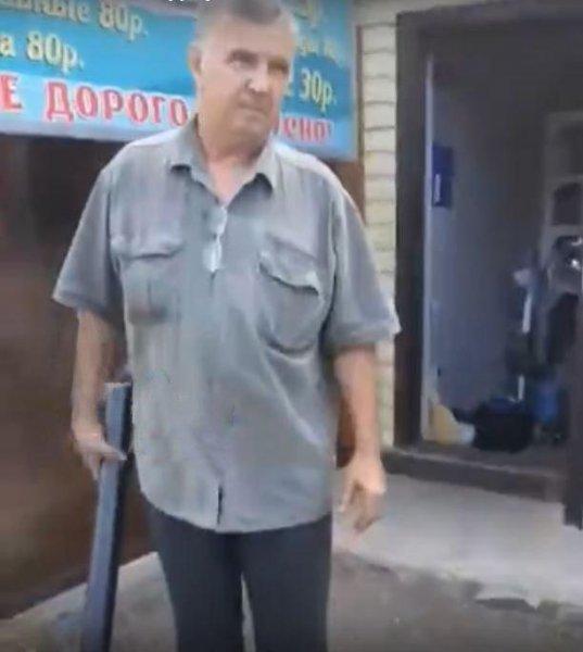 «Сумасшедший агрессор» с М4 «Дон» угрожал путешественникам железной трубой
