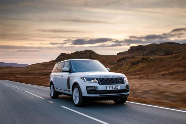 В России стартовали продажи нового внедорожника Range Rover 2019
