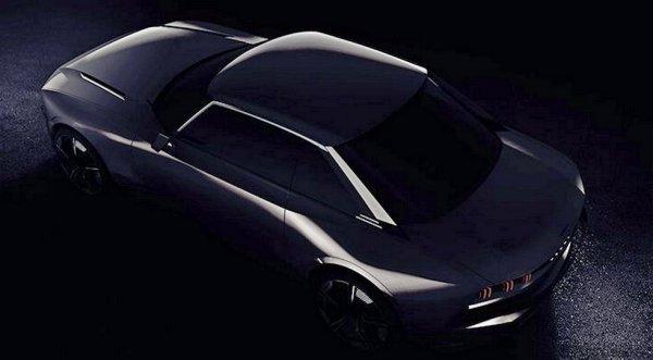 Peugeot показала первый тизер нового «радикального» концепта