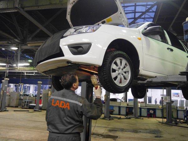Хотели как лучше: «АвтоВАЗ» похвастался сервисом, но получил шквал критики в сети