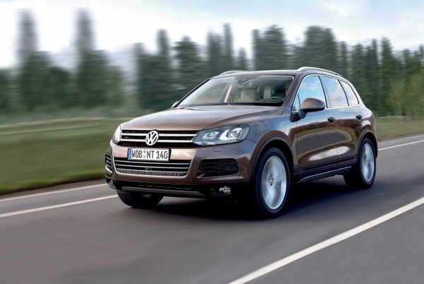 Названы результаты краш-тестов ENCAP для Volkswagen Touareg и Audi A6