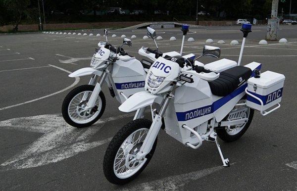 «Калашников» запустит в серию гражданский электробайк в 2019 году