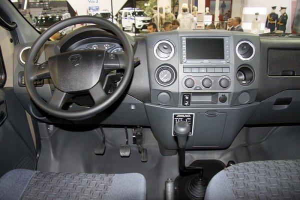 ГАЗ представил экспортный грузовой внедорожник «Садко Next» в Ганновере