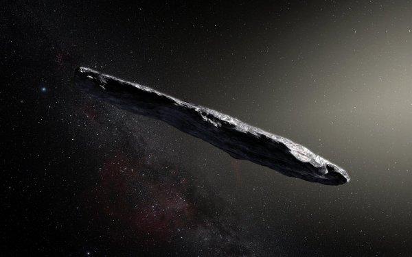 Ученые: Астероид-пришелец Oumuamua снова стал угрожать Земле