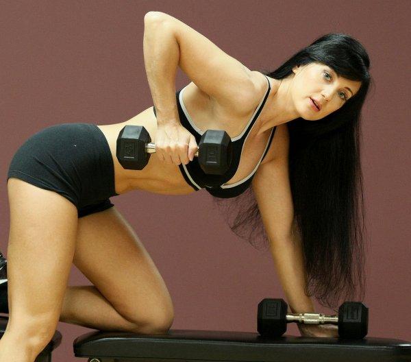 Эксперты назвали пять хитростей для быстрого наращивания мышечной массы